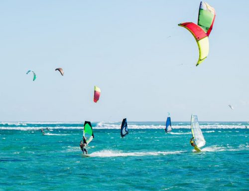 Escape the heat with water activities on the Costa de la Luz