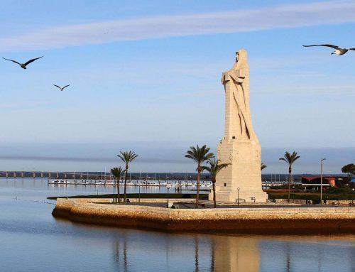 The trail of Columbus in Huelva